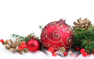 Oppet stangt under julhelgen